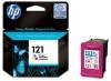 Картридж HP 121 цветной (CC643HЕ)