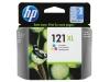 Картридж HP 121 XL цветной (CC644HЕ)