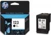 Картридж НР 123 черный (F6V17AE)