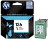 Картридж HP 136 цветной (C9361НЕ)