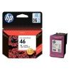 Картридж HP 46 цветной (CZ638АE)