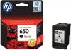 Картридж HP 650 черный (CZ101AЕ)