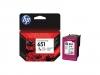 Картридж НР 651 цветной (C2P11AE)